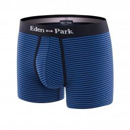 Boxer Eden Park rayé bleu nuit / marine - EDEN PARK E201F46-H82