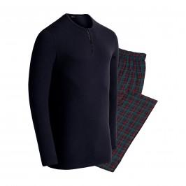 Pyjama Impetus pantalon écossais - IMPETUS 4596G70-039
