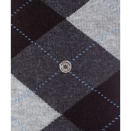 Chaussettes Burlington King - gris - BURLINGTON 21020-3081