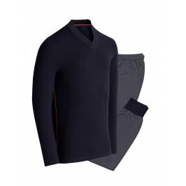 Pyjama Impetus - navy - IMPETUS 4601G64-039