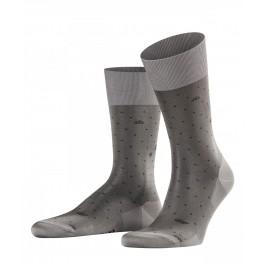Chaussettes FALKE Milky Way - gris - FALKE 14000-3210