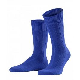 Chaussettes Lhasa Rib - bleu - FALKE 14423-6065