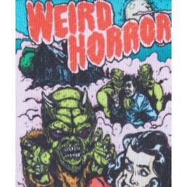 Chaussettes Horror Print - noir - BURLINGTON 21760-3000
