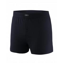 Boxer boutonné Pure Cotton - noir - IMPETUS 1271001-039