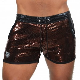 Short Broadway copper - TOF PARIS SH0018C