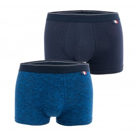 Lot of 2 men's boxers Made in France Eminence - EMINENCE LE17-2030