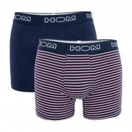 Lot de 2 Boxers long Marins - HOM 401812-D013