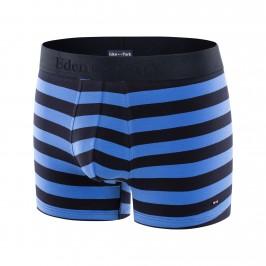 Blue Striped Boxer Shorts - EDEN PARK E201E41-J33