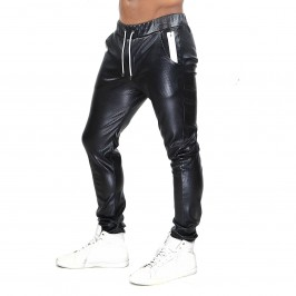 Pilot Pants Black/White - TOF PARIS P0003NB