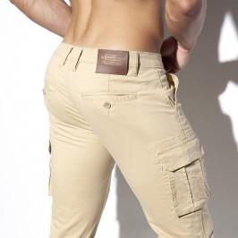 Pantalon Cargo - noir - ES COLLECTION ESJ053 C28