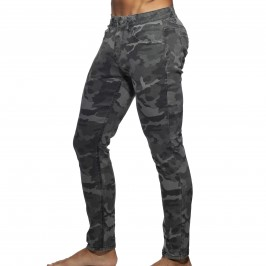 Jeans camo - ADDICTED AD837 C17MOD