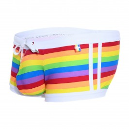 Pride Stripe Trunk - ANDREW CHRISTIAN 7746-RAINB