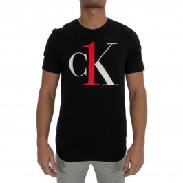 T-shirt logo Calvin Klein - noir - CALVIN KLEIN NM1903E-001