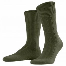 Lhasa rib - socks forest - FALKE 14423-7657