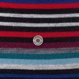 Striped Stripe Socks - Black - BURLINGTON 21057-3001