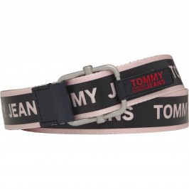 Logo Tape Reversible Belt - TOMMY HILFIGER AM0AM06222-0GY