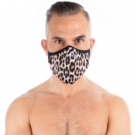 Leopard mask - TOF PARIS M0021