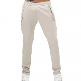 Fashion Pants Beige - TOF PARIS P0004BE