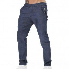 Cowboy Pants Dark blue - TOF PARIS P0006J