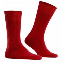 Lhasa rib - socks chili - FALKE 14423-8294