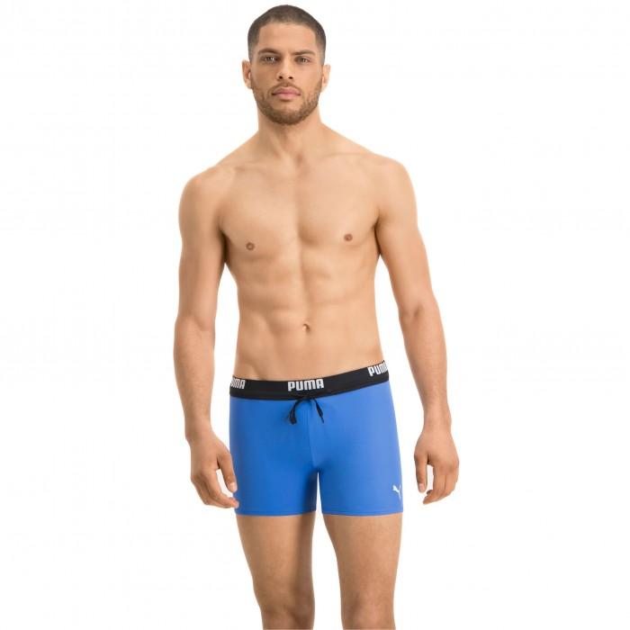 Boxer de bain PUMA Swim Logo - bleu -  100000028-003