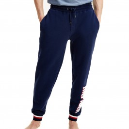 Signature Cuff Tapered Joggers - TOMMY HILFIGER UM0UM02009-DW5