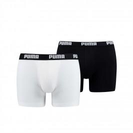 Basic Boxershorts 2er Pack - weiß und Schwarz - PUMA 521015001-301