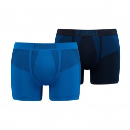 Active Seamless Boxers 2 Pack - blue - PUMA 601010001-001