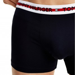 Organic Cotton Stretch Trunks - navy - TOMMY HILFIGER UM0UM01892-DW5