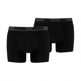 Basic Boxers 2 pack - black - PUMA 521015001-230