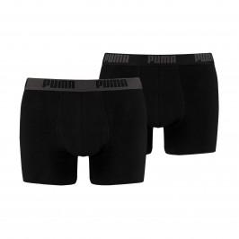 Confezione da 2 paia di boxer Basic - nero - PUMA 521015001-230
