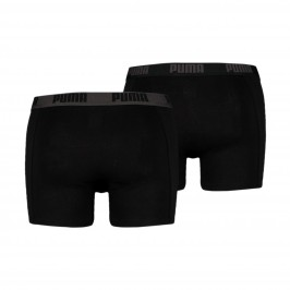 Basic Boxers 2 pack - black - PUMA 521015001-230