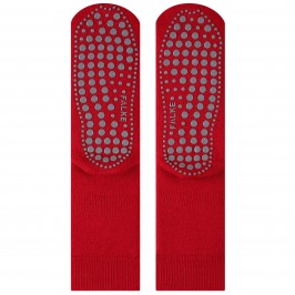 Chaussettes Homepads - rouge - FALKE 16500-8280