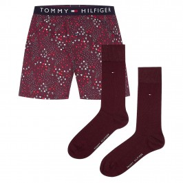 Cotton Trunks And Socks Gift Set - TOMMY HILFIGER UM0UM01997-0WE