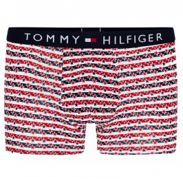All-Over Print Cotton Trunks - tricolor - TOMMY HILFIGER UM0UM01831-0KV