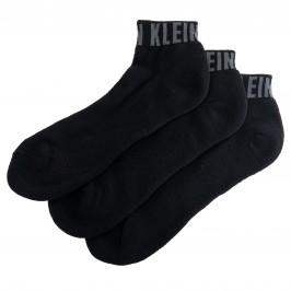 Chaussettes Calvin Klein - noir (lot de 3) - CALVIN KLEIN 100001880-001