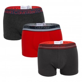 3 Pack Trunks - Cotton Stretch - CALVIN KLEIN NB2336A-MP3