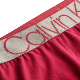 Trunk  Icon - Red - CALVIN KLEIN NB2537A-T3K - per