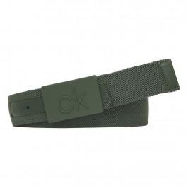 Plaque Buckle Belt - CALVIN KLEIN K50K505791-MRZ