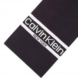 Écharpe Calvin Klein imprimé New York - Noir - CALVIN KLEIN K50K506056-BAX