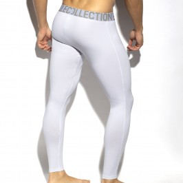 Long John basic coton - blanc - ES COLLECTION UN411-C01