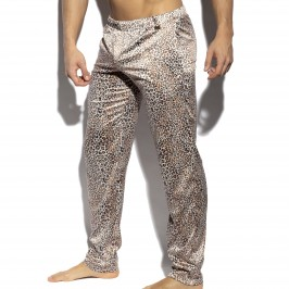 Pantalon lounge léopard - ES COLLECTION UN450-C13