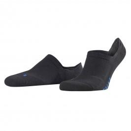 No Show Socks Cool Kick - black - FALKE 16601-3000