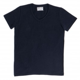 T-shirt V Navy Blue - GARÇON FRANÇAIS TSHIRT20 BLEU MARINE V