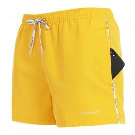 Short de bain Runner - jaune - CALVIN KLEIN *KM0KM00567-ZFK