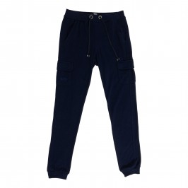 Pantalon Pique - bleu marine - ES COLLECTION SP259 C09