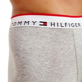 Logo Waistband Trunks - grey - TOMMY HILFIGER UM0UM02184-PIC