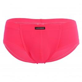 Hipster beach & underwear - turquoise - WOJOER 320T309-NEONCORAL