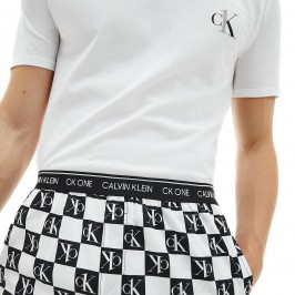 Pyjama Set - CK ONE white - CALVIN KLEIN NM2128E-JG2