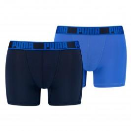 Pack de 2 bóxers Active - azule - PUMA 671017001-003